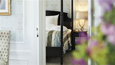 dAngleterre Suite Bedroom