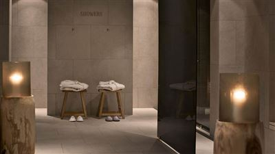 Spa Showers