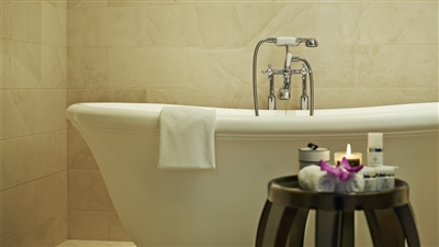 Royal Suite Bath